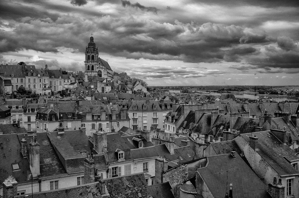 Toits toits mon Blois