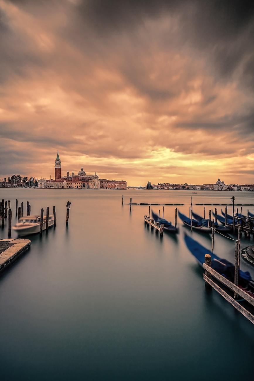 Venise… s'éveille…