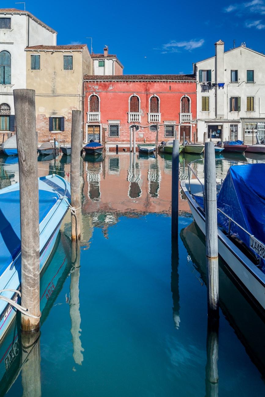 Galerie à Venise